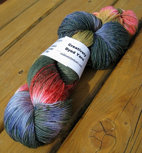 Creatively Dyed Yarn