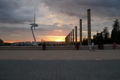 Barcelona Olympic Park: Estadi Olímpic de Montjuïc - 03