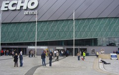 Echo Arena (jazzebbess) Tags: liverpool poland tennis daviscup lta greatbritian itf indoorcourts