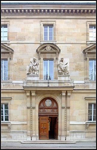 Paris, école normale supérieure