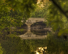 Early Autumn Bridge_09SEP19.jpg (carlina999) Tags: park wood old morning bridge autumn summer brown sun reflection green nature yellow river dark evening spring fishing nikon waiting stream pretty alone quiet texas afternoon tennessee serene tamron hdr daybreak rual 7exp nikon300