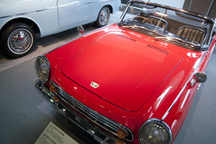 Honda S500 AS280, Toyota Automobile Museum, Nagoya