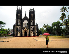 St. Andrew's Forane Church, Arthunkal (Smevin Paul - Thrisookaran !! www.smevin.com) Tags: wood november india church st stone century paul temple photography nikon andrews bc photos district name ad churches first kerala it christian using 30th portuguese oldest 17th jesuit rebuilt missionaries portugese diocese alappuzha 1579 budhists 1581 parishes alapuzha cherthala smevin smevinpaul arthunkal taluk d40x malayalikkoottam smevins thrisookaran forane santhaanthrose dicoverplanet