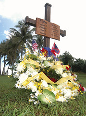 The Fena Memorial Service Cross, 2005