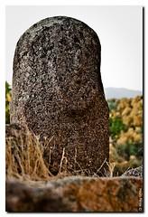 Corsica - Menhir Filitosa