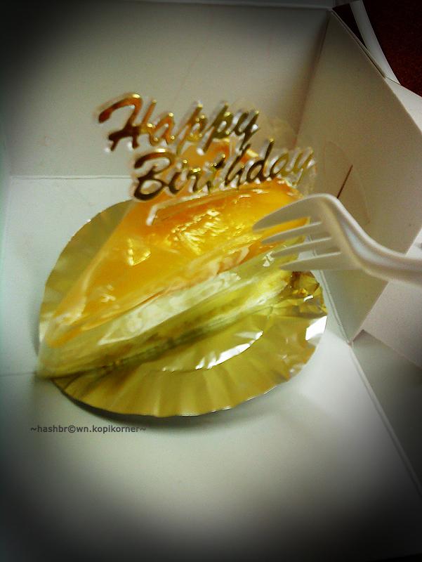 Bday cake 2009