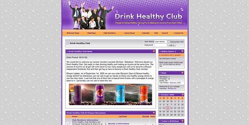 drinkhealthyclub