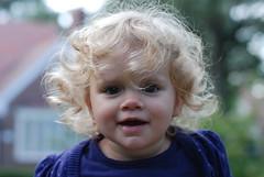 Violet (Nineteen Months) (Joe Shlabotnik) Tags: violet 2009 faved october2009 justviolet
