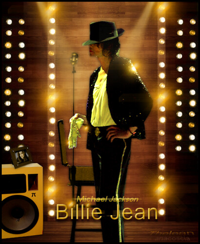 Michael Jackson - Billie Jean by TheLean.