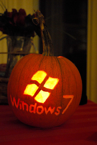 Windows 7 Pumpkin