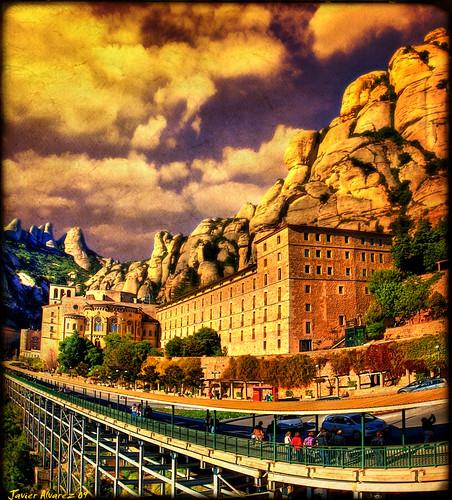 Un Domingo en Montserrat (2)