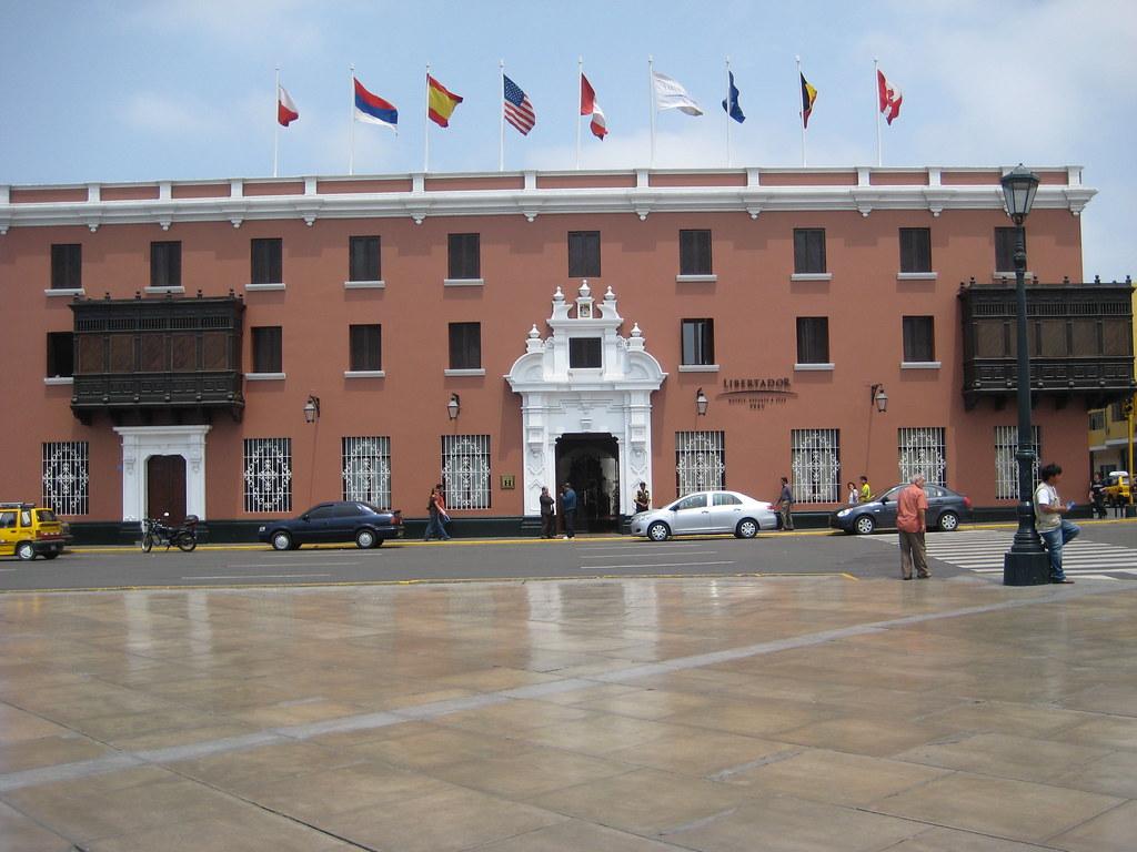 IMG 0149 - Hotel El Libertador (Hotel Turistas)