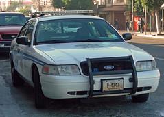 Tijuana Police (So Cal Metro) Tags: ford cops bcn police cop policecar bajacalifornia baja tijuana interceptor copcar crownvictoria