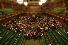 The Speaker and the UK Youth Parliament in the Commons Chamber (UK Parliament) Tags: london westminster parliament houseofcommons mps myps ukyouthparliament