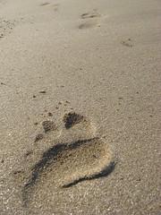 life is an endless journey..... (Vagabond_Yogi) Tags: beach thought konkan