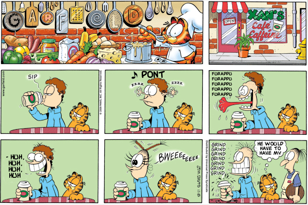 Garfield: Lost in Translation, November 8, 2009; Noobtrafficsecrets totally sucks