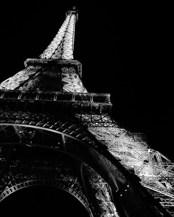 Non-cliche Eiffel Tower