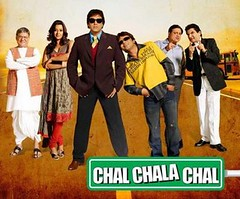 [Poster for Chal Chala Chal]