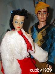 winter fun (inmyjammiesintx) Tags: winter snow ice vintage barbie skates funontheice
