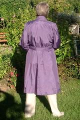 2i - Telemac - 18j (Silver Linings) Tags: mac rubber raincoat rainwear rubberised