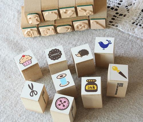 kodomonokao stamps