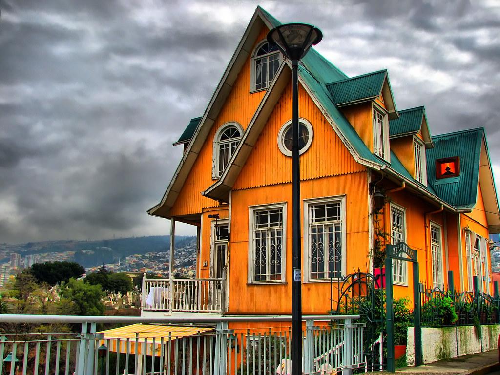 Cafe Brighton, Valparaíso