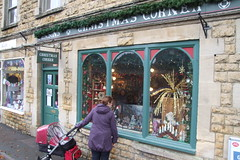 Bourton-on-the-Water - Christmas Corner