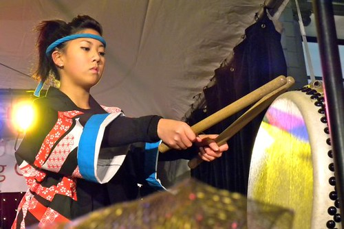 Arimasu Taiko Drummers