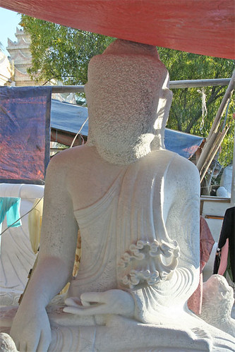 Burmese Buddha Photo © Sir John Aske