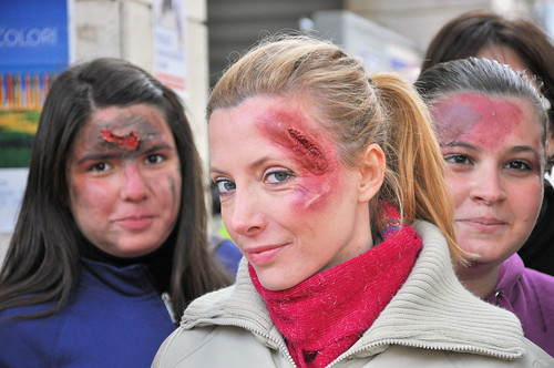 "Letizia and other ""wounded"""
