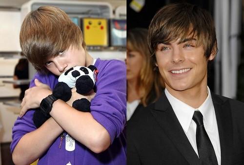 su estilo, el respondió: Justin Bieber y su novia