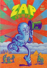Zap Comix 04 / 69-Issue (micky the pixel) Tags: comics comic robertcrumb robertwilliams zapcomix undergroundcomics victormoscoso sclaywilson apexnovelties