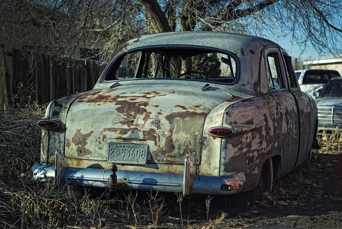 The 50 Ford that Won't Die