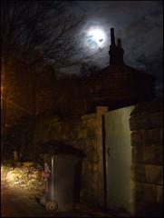 Once in a blue moon (Briggate.com) Tags: leeds headingley bluemoon dscf7665 hollinlane