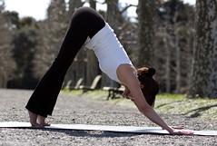 ryoko (minimalized) Tags: park yoga  asana yogapose leicam8  yogaasana minimalized curatio wwwcuratiojp wwwminimalizednet helloyoga yogainjapan yogaintokyo benjaminrobins