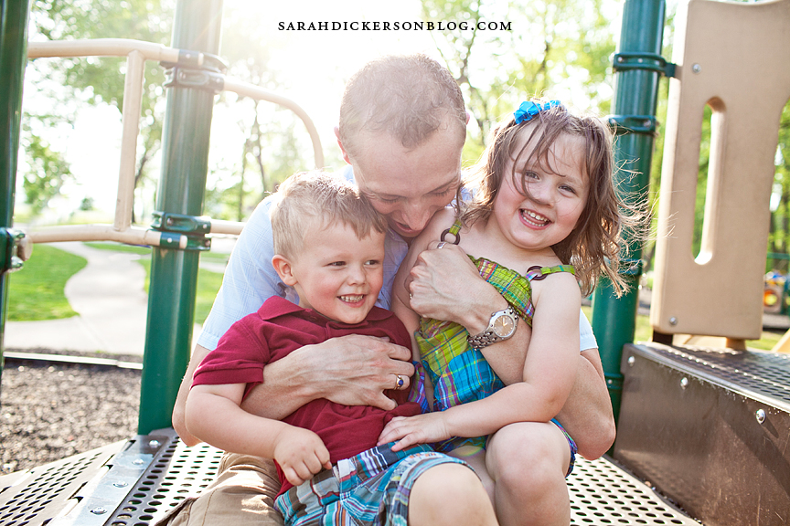 English Landing Park Parkville Missouri family photos