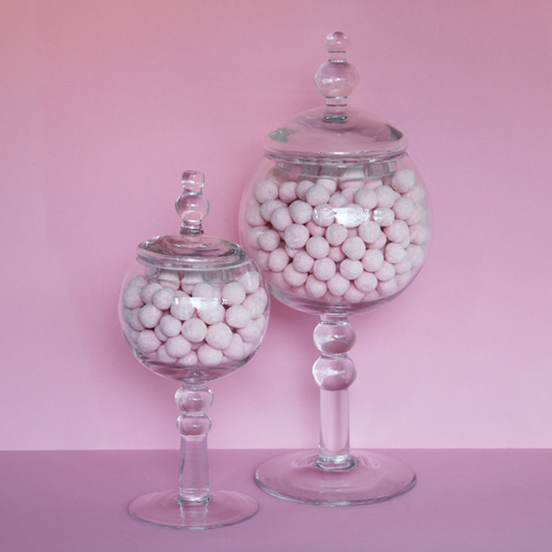 Grace Candy Jar