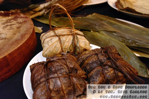 Dim Sum N Rice Dumplings At Li Yen Ritz Carlton-33