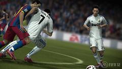 FIFA 12 - Ronaldo blocking