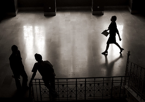 walking on the darkside of life by bostankorkulugu