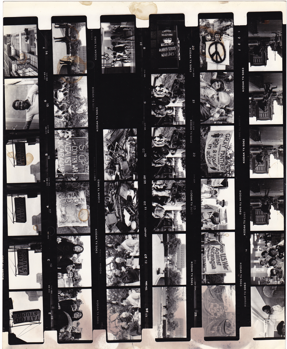 high school contact sheet web