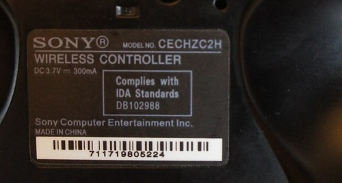 PS3 SIXAXIS DualShock 3 gamepadas tik už 42 litus!