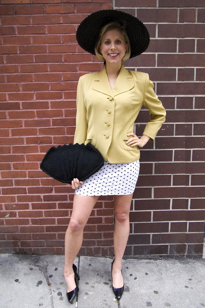 womens vintage fashion outfit sammy davis vintage