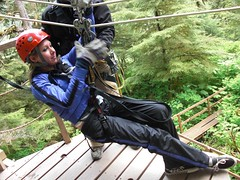 Bear Creek Zipline - 03
