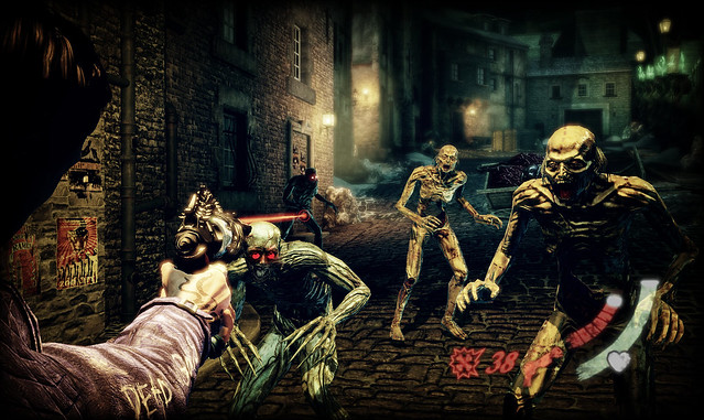 Shadows of the Damned for PS3