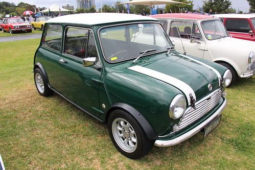 1969 Morris Mini K Mk I Saloon