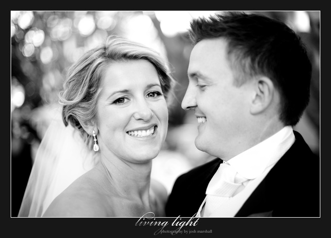 Bride and groom intimate closeup. Newcastle wedding photography.