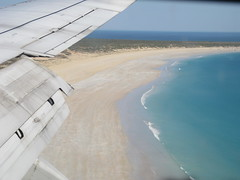 Arrving in Broome