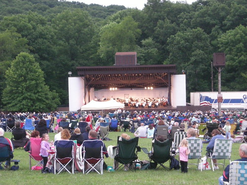 PSO plays at Harrison Hills Park