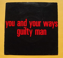 VOXPOP You and your ways/Guilty man (yeahpics) Tags: from man band melbourne richmond tony 1981 cohen produced guilty voxpop